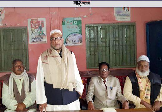 মৌলভীবাজার-১ আসনে আ'লীগের প্রার্থী শাহাব উদ্দিনকে জাতীয় পার্টির সমর্থন