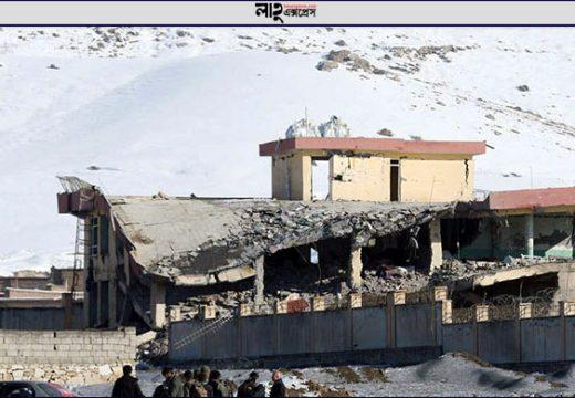 আফগান সেনা ঘাঁটিতে তালেবান হামলা, নিহত শতাধিক