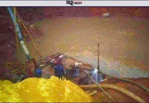 সিলেটের কোম্পানীগঞ্জে পাথরের গর্ত ধসে ২ শ্রমিক নিহত