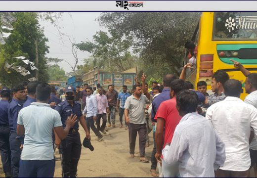 গোলাপগঞ্জে শ্রমিক-পুলিশ সংঘর্ষ: সাংবাদিক ও পুলিশসহ আহত ৯ (আপডেট)