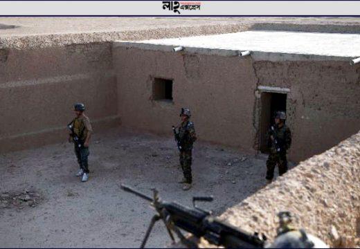 আফগানিস্তানে জঙ্গি হামলায় ২৩ সেনাসদস্যের মৃত্যু