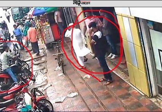 কুলাউড়ায় অভিনব কায়দায় দিনে-দুপুরে মোটরসাইকেল চুরি ডেস্ক রিপোর্ট