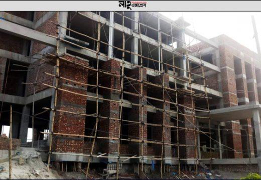 সুনামগঞ্জ নির্মাণাধীন সরকারি ভবনে যুবকের ঝুলন্ত লাশ