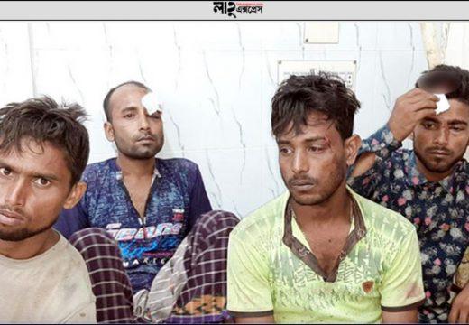 আজমিরীগঞ্জে সিএনজি অটোরিকশা স্ট্যান্ড দখল নিয়ে সংঘর্ষে আহত অর্ধশতাধিক