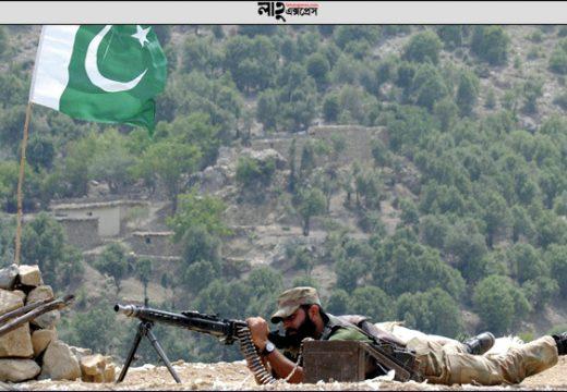 কাশ্মীরে পাকিস্তানের গুলিতে ৬ ভারতীয় সেনা নিহত