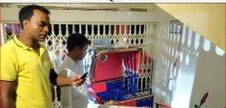 বড়লেখায় গজভাগ বিদ্যালয়ের বিদ্যুৎ দিয়ে রিকশার ব্যাটারিতে চার্জ, প্রধান শিক্ষককে শোকজ