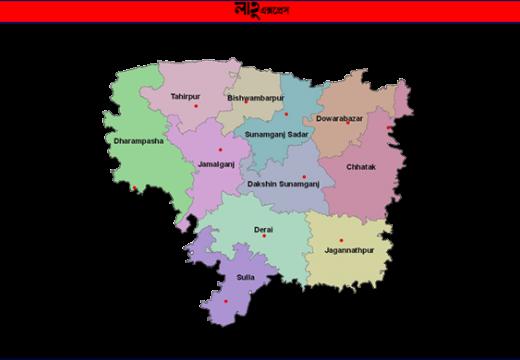 করোনা রোগী শনাক্তের পরই সুনামগঞ্জ লকডাউন