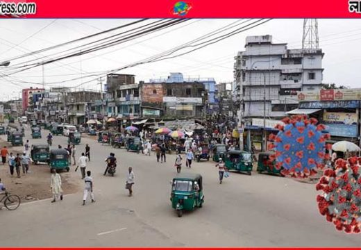 গোলাপগঞ্জে আরও ৫ জনের করোনা শনাক্ত, মোট ৯৫