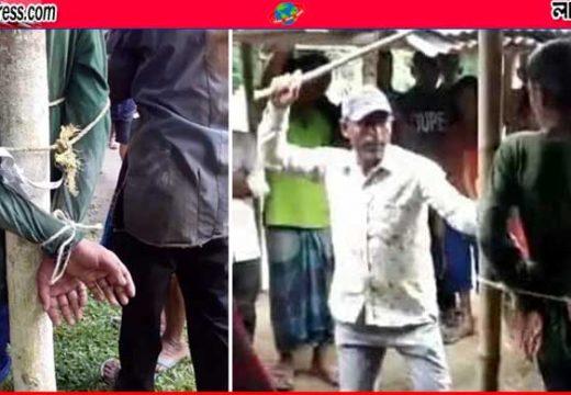 কমলগঞ্জে মোবাইল চুরির অভিযোগে দুই শিশুকে গাছের সঙ্গে বেঁধে নির্যাতন জ্যেষ্ঠ প্রতিবেদক