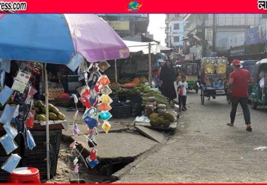 গোলাপগঞ্জে যত্রতত্র বিক্রি হচ্ছে মানহীন সুরক্ষা সামগ্রী, দেখার কেউ নেই