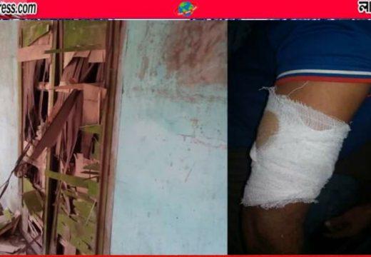 গোলাপগঞ্জের গাড়ির গ্যারেজে হামলা : আহত ১, লুটপাটের অভিযোগ নিজস্ব প্রতিবেদক, গোলাপগঞ্জ:
