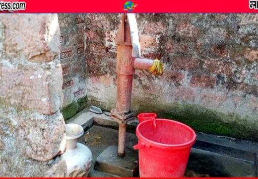 সুনামগঞ্জে ২০০ নলকূপে পানি নেই, ভোগান্তিতে ১১ গ্রামের মানুষ
