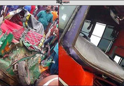 কুমিল্লায় বাস-সিএনজির মুখোমুখি সংঘর্ষে দুই নারীসহ নিহত ৭ নিউজ ডেস্ক