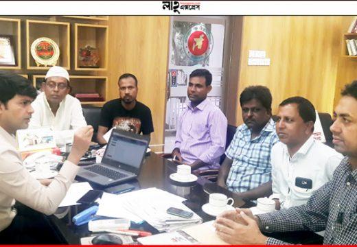 গোলাপগঞ্জে গুজব প্রতিরোধে উপজেলা প্রশাসনের সাথে ব্যবসায়ীদের মতবিনিময় নিজস্ব প্রতিবেদক, গোলাপগঞ্জ ::