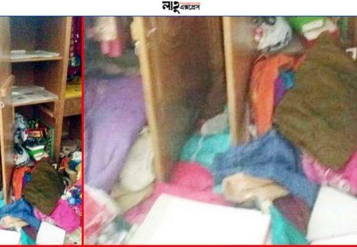 গোলাপগঞ্জে দুর্ধর্ষ ডাকাতি, ১০ লাখ টাকার মালামাল লুট নিজস্ব প্রতিবেদক, গোলাপগঞ্জ ::
