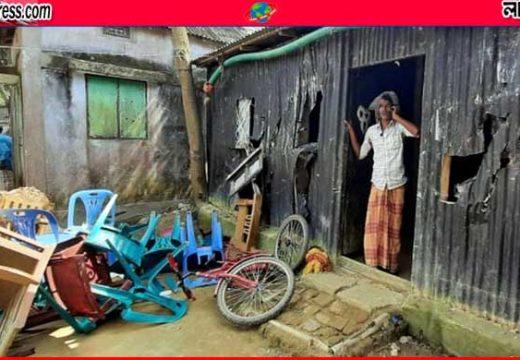 সুনামগঞ্জে সংখ্যালঘু গ্রামে হামলা : স্বাধীন মেম্বারসহ ৩০ আসামি রিমান্ডে
