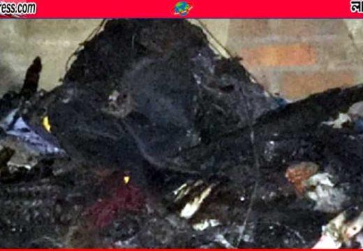সিলেটে শবে বরাতে আতশবাজির আগুনে ৪ বসত ঘর পুড়ে ছাই