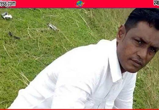 সুনামগঞ্জে সেলুনে বসা যুবলীগ নেতাকে গলা কেটে হত্যা